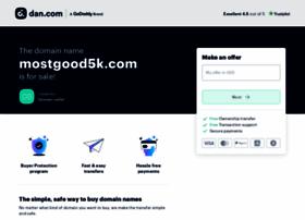 mostgood5k.com