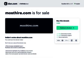 mosthire.com