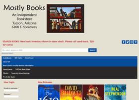 mostlybooksaz.com
