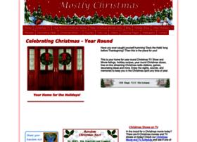 mostlychristmas.com