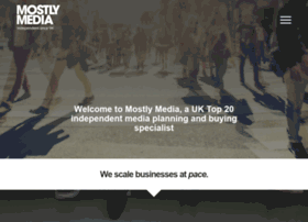 mostlymedia.co.uk