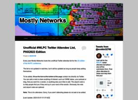 mostlynetworks.com