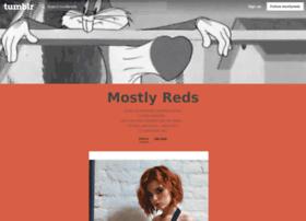 mostlyreds.tumblr.com