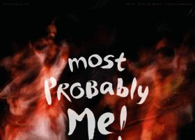 mostprobably.me