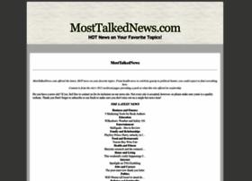 mosttalkednews.com