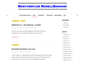 mostviertler-modellbahnhof.at