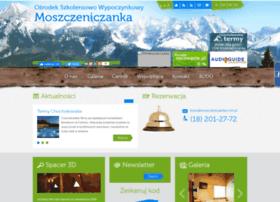moszczeniczanka.com.pl