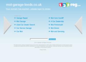 mot-garage-leeds.co.uk