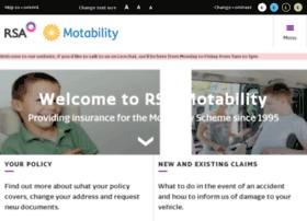 motability.rsagroup.co.uk