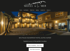 moteldelamer.co.nz