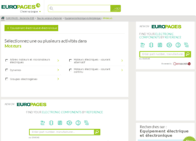 moteurs.europages.fr