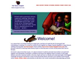 motherdaughterbookclubs.com