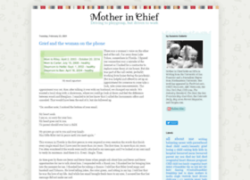 motherinchief.com
