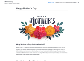 mothers-day.org
