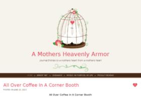 mothersheavenlyarmor.com