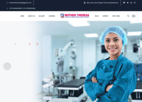 mothertheresaedu.com