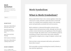 mothsymbolism.com