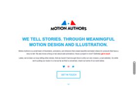 motionauthors.com