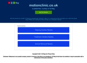 motionclinic.co.uk
