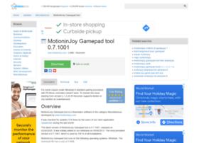 motioninjoy-gamepad-tool.updatestar.com