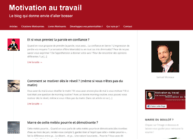 motivation-au-travail.com