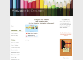 motivation-for-dreamers.com