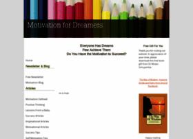 motivation-for-dreamers.com