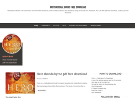 motivationalbooksfreedownload.blogspot.com