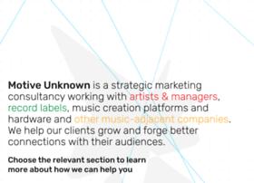 motiveunknown.com