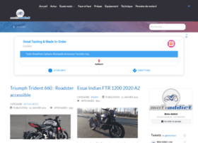 moto-addict.com
