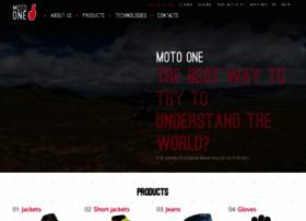 moto-one.com
