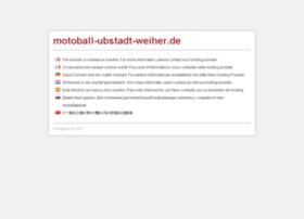 motoball-ubstadt-weiher.de