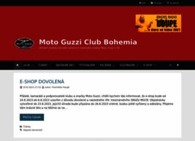 motoguzziclubbohemia.cz