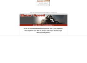 motor-speed.fr