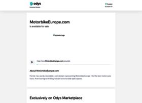 motorbikeeurope.com