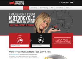 motorbikemovers.com.au