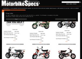 motorbikespecs.net