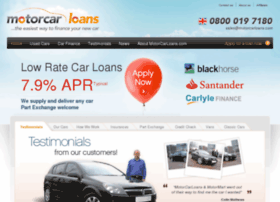 motorcarloans.com