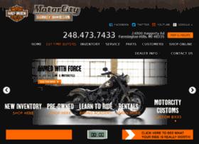 motorcityharley.com