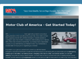 motorclubofamericamca.org