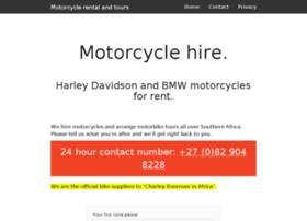 motorcycle-hire.co.za