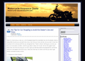 motorcycle-insurancequote.com