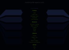 motorcycle-specs.com