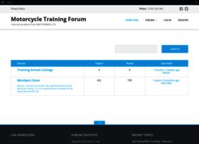 motorcycle-training-forum.com
