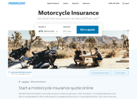 motorcycle.progressive.com
