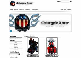 motorcyclearmor.americommerce.com