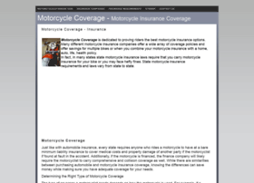 motorcyclecoverage.com