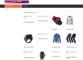 motorcyclegear-parts.com