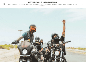 motorcycleinfo.org
