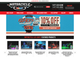 motorcycleledlights.com